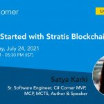 Getting Started with Stratis Blockchain Event